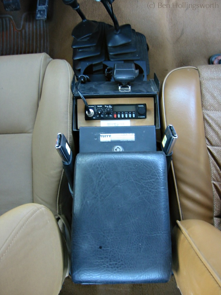 cb Radio Console cb in Tuffy Console