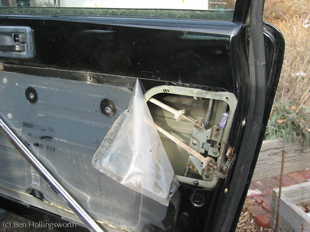 door latch  jeep yj door latch assembly