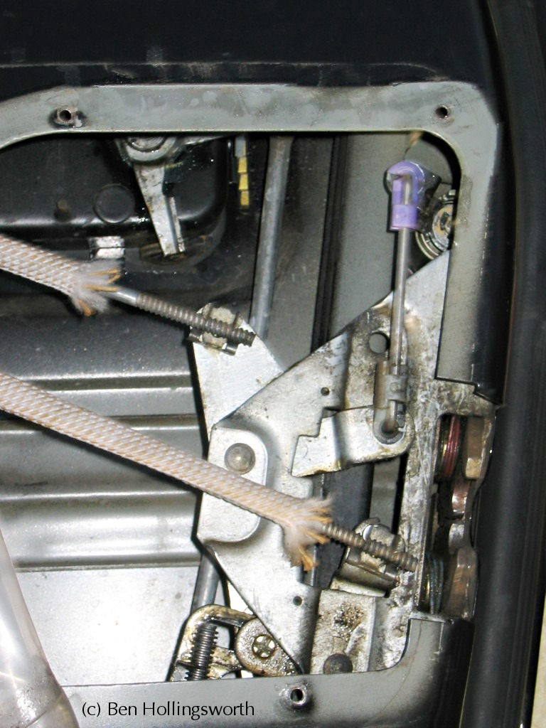 Yj Door Lock Fix