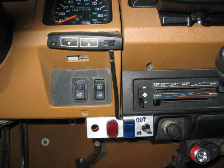 (solenoid diagram) (switch diagram) (under dash) (finished product)