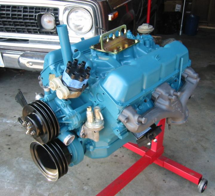 401 Amc Engine For Sale Motoringspares Com